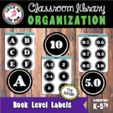 Book Level Labels {Bundle}