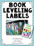 Book Leveling Labels