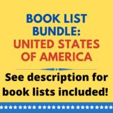 Book List Bundle: The USA