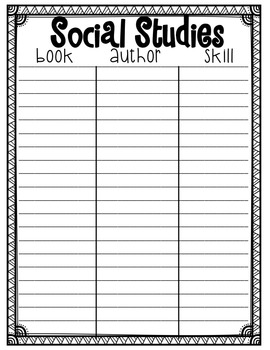 Book List Organizer