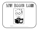 Book Log FREE Printable