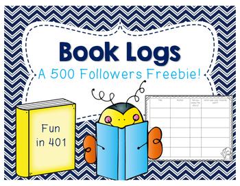 Book Logs!