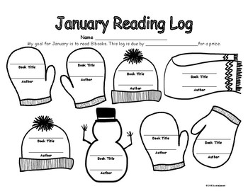 Book Logs for a Year