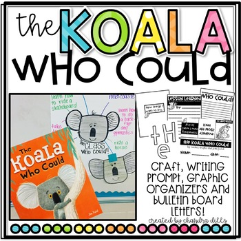 Book Looks: The Koala Who Could