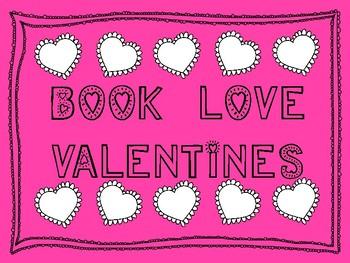 Book Love Valentines