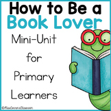 Book Lover Mini-Unit