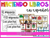 Book Making Pack in Spanish