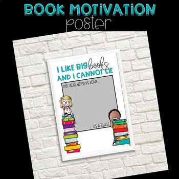 Book Motivation Poster