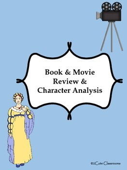 Book & Movie Review and Character Analysis