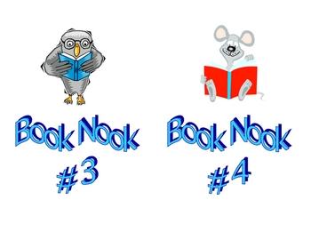 Book Nook Signs 3&4