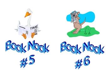 Book Nook Signs 5&6