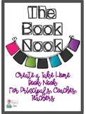 Book Nook for Principals, Vice Principals, Coachs and Teachers