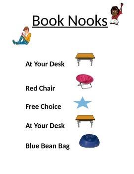 Book Nooks