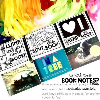 Book Notes (Reading Community Notes)