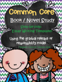 Storybook/Novel Study Essay Writing: Step-by-step Template!