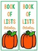 Book Of Lists - Covers