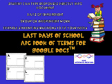 Book Of Terms Project for Google Docs -TM