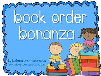 Book Order Bonanza