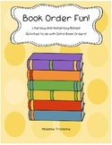 Book Order Fun: Language, Media Literacy and Math Activities