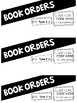 Book Order Letter Templates