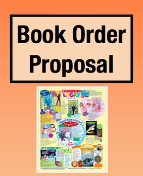 Book Order Proposal: Real Life Problem Solving for Classroom Library