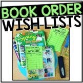 Book Order Wish Lists