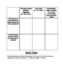 Book Pass Graphic Organizer