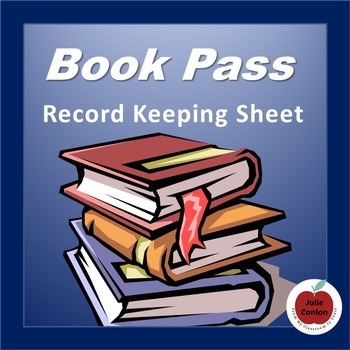 Book Pass Record Keeping Tool