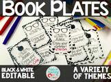 Book Plates / Book Labels