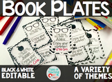 Book Plates / Book Labels