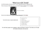 Book Project - ABC Book