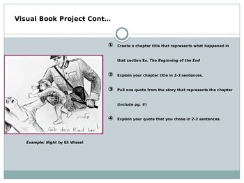 Book Project Ideas
