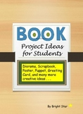 Book Project Ideas for Students