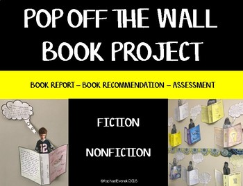 Book Project: Pop-Off-the-Wall Books