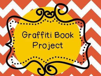 Book Project - Quote Graffiti