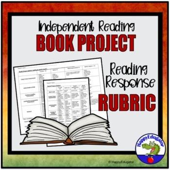 Book Project Rubric