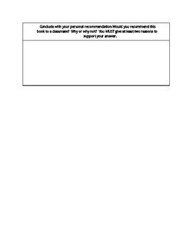 Book Project Template