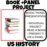 Book Project + Panel Presentation US History