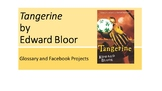 Book Project for Tangerine by Edward Bloor
