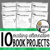 Book Projects - Volume 1  (10 Book Projects)