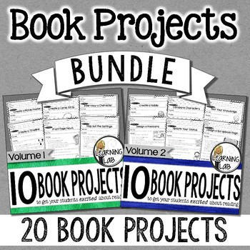 Book Projects - BUNDLE