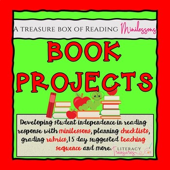 Book Projects--Fostering Student Independence
