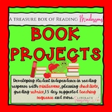 Book Projects for Independent Reading | Minilessons  Rubri