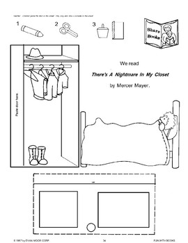 "Book Projects: ""There's a Nightmare in My Closet"" and Four More"