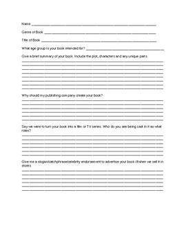Book Proposal