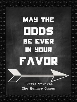 Book Quotes Classroom Poster Set