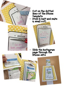 Book REPORT- Instagram Report Fun Creative Easy GATE