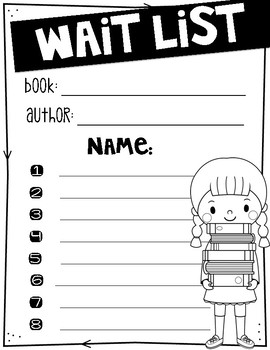 Book Raffle