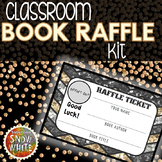 Book Raffle for the Classroom Kit! {Freebie}