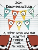 Book Recommendation-A Bulletin Board Activity
